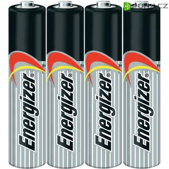 Alkalická baterie Energizer Classic, typ AAA, sada 4 ks - Kliknutím na obrázek zavřete
