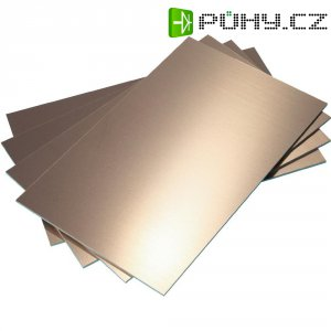 Cuprextit Bungard 030306E38, tvrzený papír, jednostranný, 200 x 150 x 1,5 mm