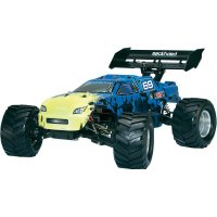 RC model EP Truggy Reely Rockhard II EB-250ST, 1:10, 4WD, RtR 2.4 GHz