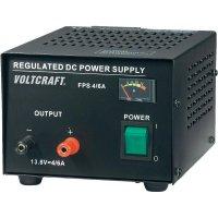 Síťový zdroj se stabilním napětím Voltcraft FSP-1134 13.8 V/DC, 4 A, 55 W