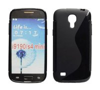 ForCell Zadní Kryt Lux S Black pro Samsung i9195 S4mini