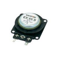 Elektrodynamický budič Visaton EX 45S (4501), AWG 8 Ω