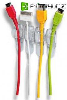 Kabelová úchytka 3M, 19-5001-5869-6, 4 ks