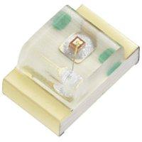 SMD LED Kingbright, KP-2012SYCK, 20 mA, 2 V, 120 °, 150 mcd, žlutá