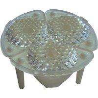 Reflektory pro 3x LED LuxeonTM - Lambertian 25-30°