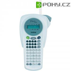Štítkovač Brother P-touch 1000S, bílá