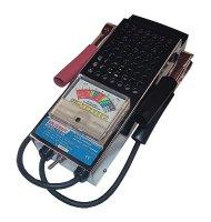 Zkoušečka olověných akumulátorů analogová