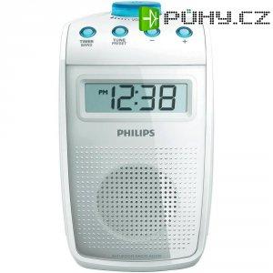 FM koupelnové rádio Philips AE2330, SV, FM, bílá