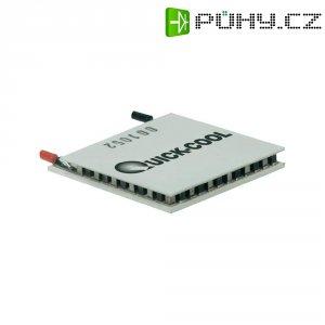 Peltierův článek HighTech, 15.5 V, 3.7 A, 34.5 W, QuickCool QC-127 -1.4 -3.7MS