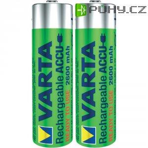 Akumulátor Varta Professional Ready2Use, NiMH, AA, 2500 mAh , 2 ks