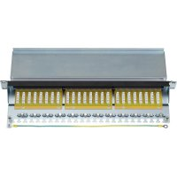 Síťový patch panel Renkforce CAT 6, 1 U, 24 portů