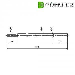 Ochranný kryt pro zkušební hrot PTR H 1025 L
