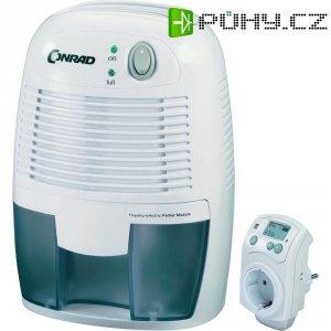 Odvlhčovač vzduchu 0,25 l + spínací zásuvka s hygrostatem 230 V