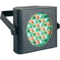 DMX LED reflektor Mc Crypt, 36 W, barevná