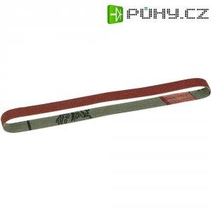 Brusný pás z ušlechtilého korundu 5 ks, 10 x 330 mm, K180