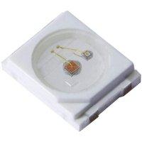 SMD LED PLCC2 Kingbright, KA-3529ASELZ4S, 150 mA, 2,9 V, 120 °, červená