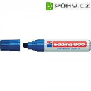 Trvanlivý popisovač edding 800- modrá
