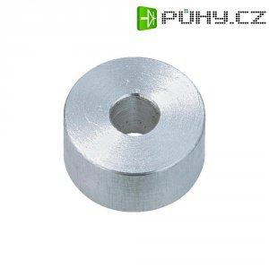 Permanentní magnet kruhový N35M 1.2 T Max. pracovní teplota: 100 °C