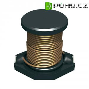SMD cívka Fastron PISN-101M-04, 100 µH, 2,6 A, 20 %, ferit