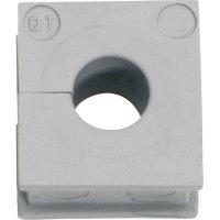 Kabelová objímka Icotek QT 3 (42503), šedá