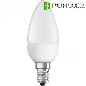 LED žárovka Osram, E14, 4 W, 230 V, 105 mm, teplá bílá