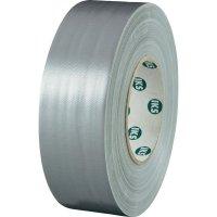 Textilní páska žáruvzdorná a voděodolná - stříbrná