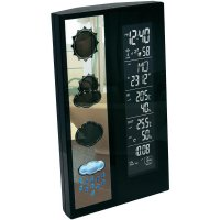 Bezdrátová meteostanice s 3D symboly Techno Line WS 6650