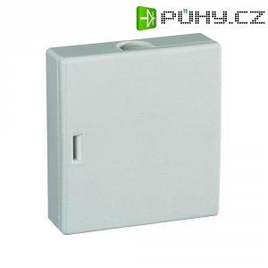 Instalační krabička k připojení sporáku 100183, na omítku, pod omítku, alpská bílá