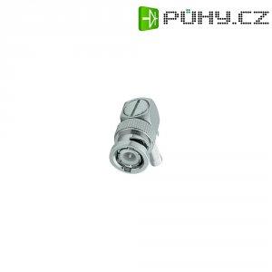 BNC úhlová zástrčka k pájení/krimp. Amphenol B1112A1-ND3G-1-50, 50 Ω