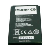 Akumulátor LiIon Emmerich, 3,7 V, 770 mAh, LI103450