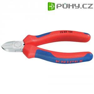 Stranové štípací kleště na plasty Knipex 72 02 125, 125 mm