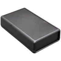 Univerzální pouzdro ABS Hammond Electronics 1593NBK, 110 x 75 x 25 mm, černá