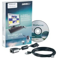 Software Davis Instruments Weather Link IP, DAV-6555, RJ45
