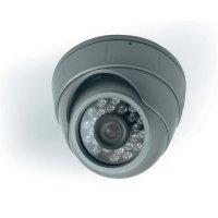 Venkovní dome kamera Sygonix 600 TVL, 8,5 mm Monalisa CCD,12 VDC, 3.8 mm