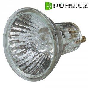 Halogenová žárovka Osram, 230 V, 50 W, GU10, Ø 50,5 mm, stmívatelná, teplá bílá, 2 ks