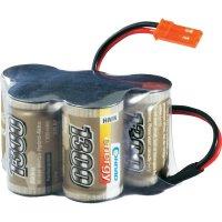 Akupack přijímače NiMH LRP Electronic 2/3 A, 6 V, 1300 mAh, Hump, BEC