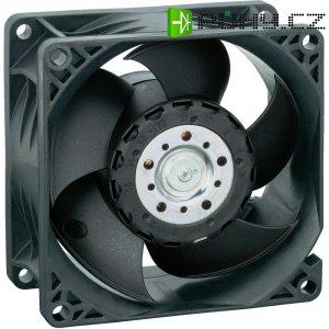 Axiální ventilátor EBM Papst, 8212 JH4, 12 V, 71 dBA, 80 x 80 x 38 mm