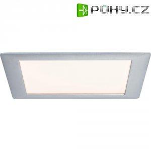Vestavné LED osvětlení Paulmann Premium Line, hranaté, 8 W, hliník (t.b.)