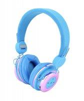 Sluchátka přes hlavu LTC 75 BLUETOOTH modrá