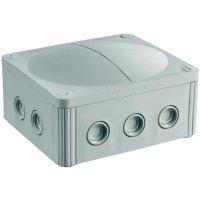 Rozbočovací krabice Wiska Combi 1210, IP66/IP67, šedá, 10101459