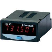 Počítadlo provozních hodin Hengstler tico 731, Typ 1, CR0731104, lithiová batrie