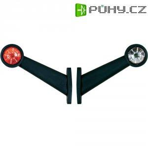LED obrysové světlo SecoRüt, 90328, dlouhé, červená/bílá