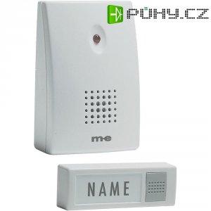 Bezdrátový zvonek m-e, 2x baterie AA