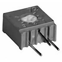 Cermetový trimr TT Electro, 2094813105, 1 MΩ, 0,5 W, ± 10 %