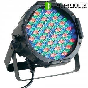 DMX LED reflektor Mc Crypt DL-LED107S, barevná