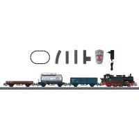 Startovací sada H0 nákladního vlaku a parní lokomotivy řady 59 Märklin World 29169