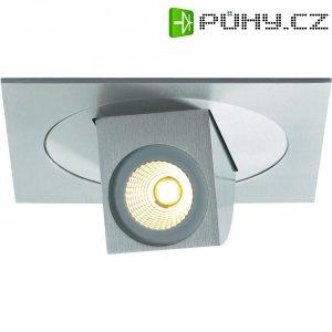 Vestavné výklopné LED světlo sygonix Arona, 7 W, 700 mA, hranatý