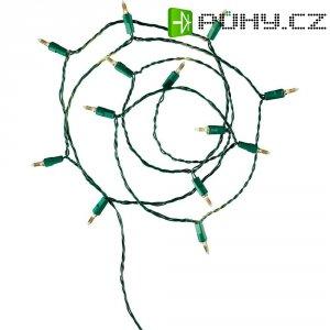 Vnitřní mini vánočné řetěz Polarlite, 100 LED, 19,85 m, teplá bílá