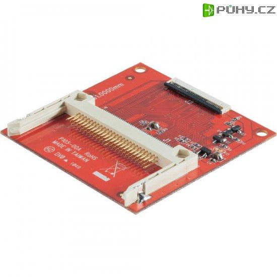 """Konvertor CompactFlash na 4,6cm (1,8\"""") ZIF - Kliknutím na obrázek zavřete"""