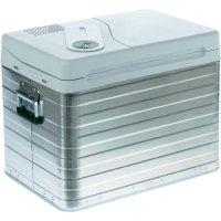 Přenosná lednice (autochladnička) MobiCool Q40, 12 V, 230 V, en.třída A++, 40 l, hliník